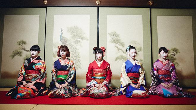 【エンタメ画像】BAND-MAIDが「BAND-MAIKO」に改名、第1弾楽曲MV公開&全世界配信開始