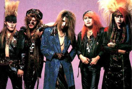 【エンタメ画像】『X JAPAN』の最高傑作は「BLUE BLOOD」で異論はないよな?