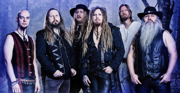 【エンタメ画像】フィンランドのフォーク・メタル・バンド、コルピクラーニ(Korpiklaani)が新アルバム『Kulkija』を9月発売